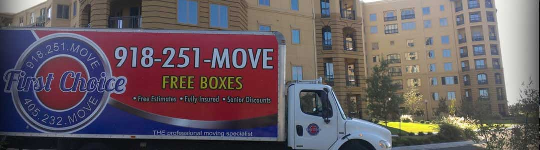 First Choice Relocation Commercial Moving Services