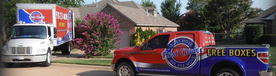 First Choice Relocation Senior Moving Services