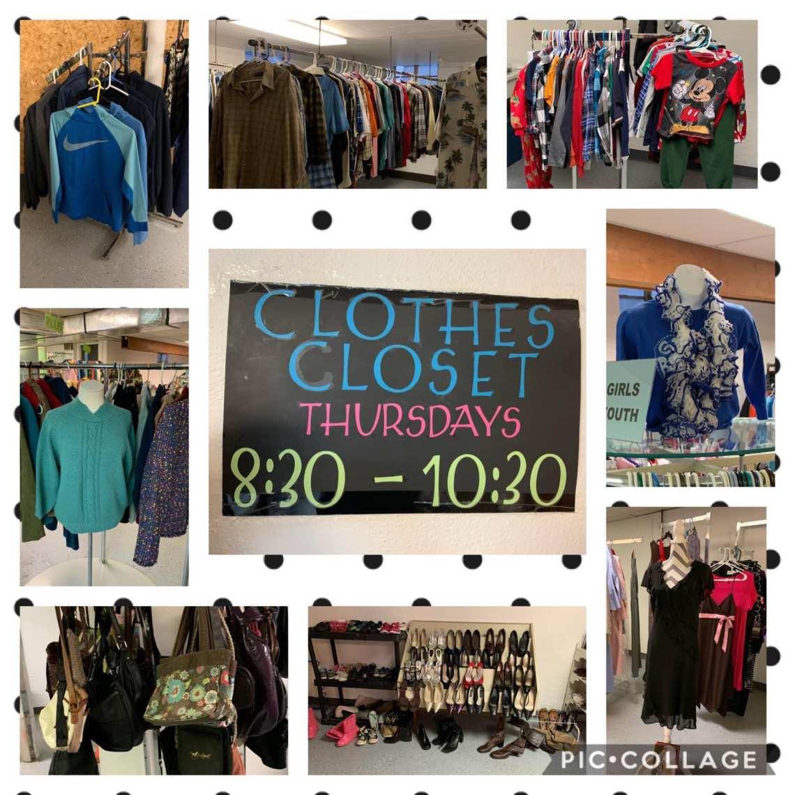 Clothing Room/Closet