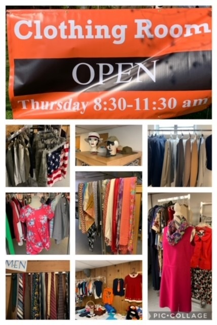 Open Every Thursday & third Saturday