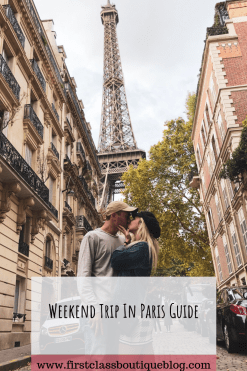 What to do in Paris || Travel Hacks