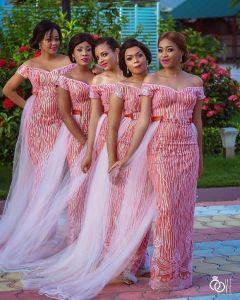 Nigerian Traditional Bridesmaid Dresses