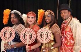 Niger Delta Traditional Attire for Wedding