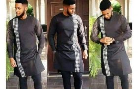 Plain and Pattern Styles for Men