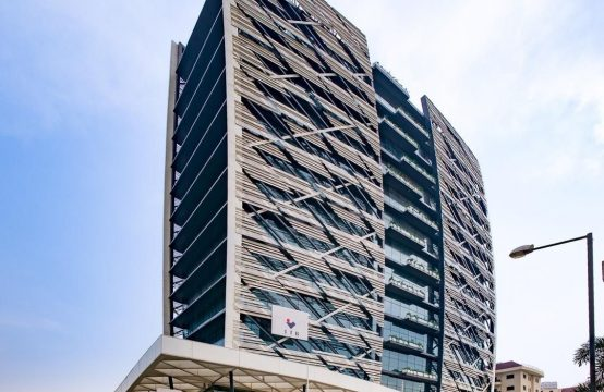 High End 14 Floor Office and Retail Building