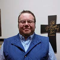 Casey Garrison, Placement Coordinator at First Contact Addiction Ministries