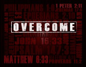 """Overcome"" Addiction Recovery Bible Study Curriculum by author Joshua Staton"