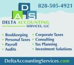 Garrett & Associates, LLC DBA Delta Accounting Services