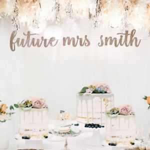 Bridal banner
