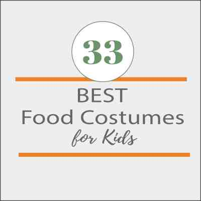 33 Best Food Costumes for Kids