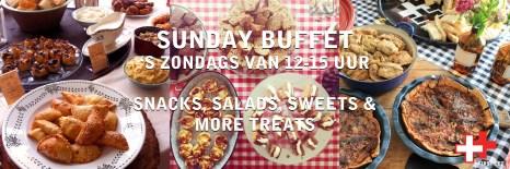 First Eet Sunday Buffet