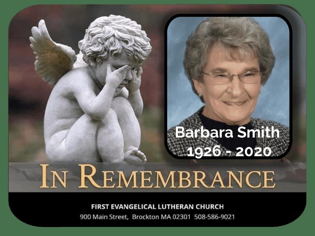 In Remembrance of Barbara L. (Marine) Smith