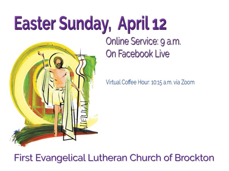 04/12/2020 - Easter Sunday Service