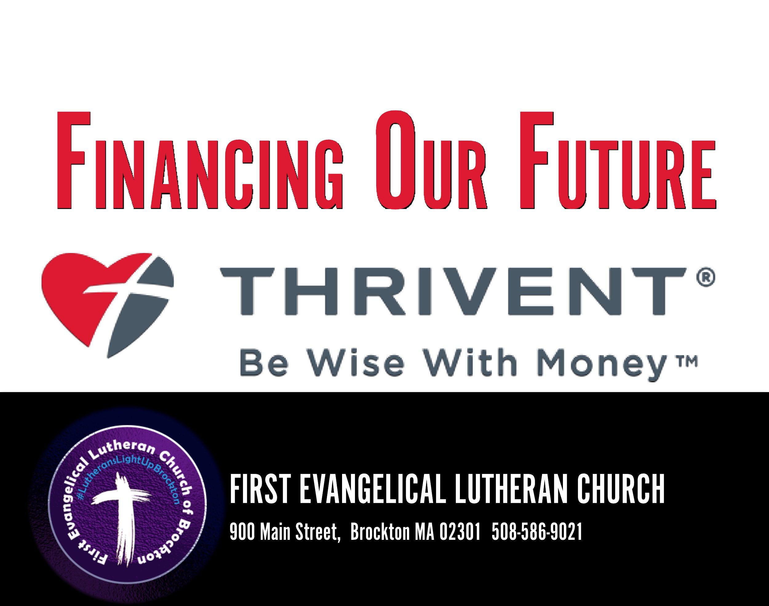 09/29/2019: Thrivent @ First Evangelical Lutheran Church | Brockton | Massachusetts | United States