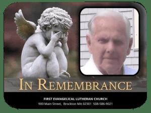 In Remembrance of John E. Studley, Sr.