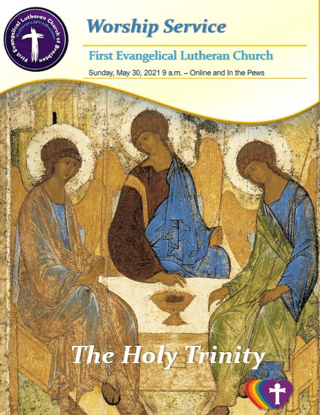 05/30/2021 - Trinity Sunday