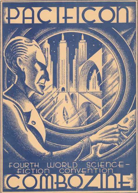 Roy Hunt, Pacificon Combozine, July 1946