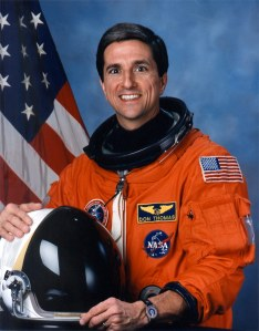 Don Thomas Astronaut