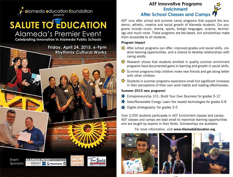 event program design