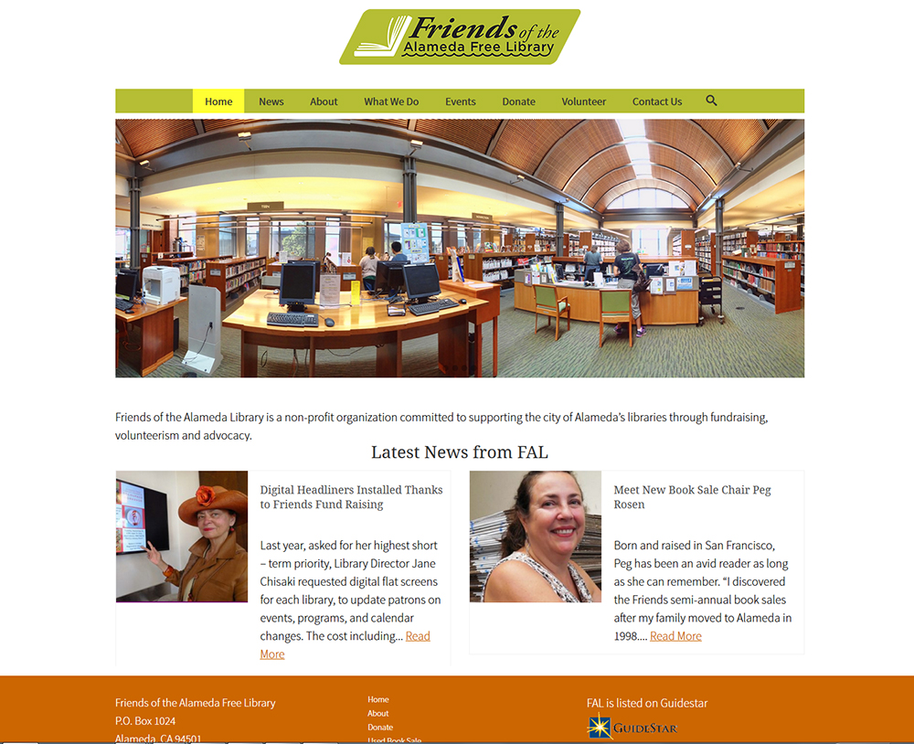 Friends of the Alameda Free Library