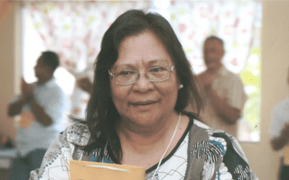 Joy Balazo to Receive World Methodist Peace Award
