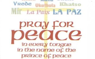 World Methodist Council Encourages Prayers for Peace During Advent