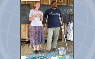 Nazarene missionary physician receives American Medical Association award