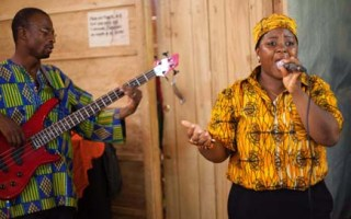 Event marks launch of Cameroon music ministry