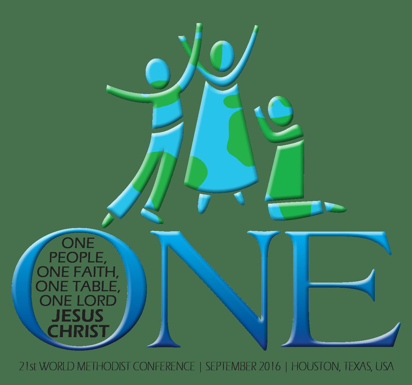 ONE logo PRAISE color 3-d verson 2