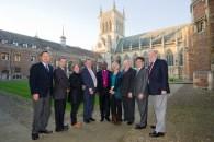 Wesley House Cambridge Contemplates Global Future