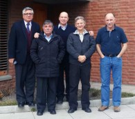 Agreement Between Methodist Church of Chile and Argentina