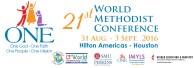2016 World Methodist Conference Update