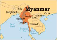 Methodist Church in Upper Myanmar Welcomes New President