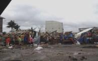 Typhoon Lando Batters Luzon, Philippines