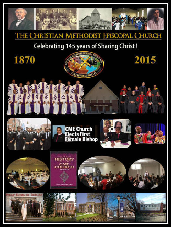 Celebrating 145 years CME Church Final Pub Ad