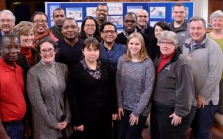 Wesley House Cambridge Hosts First DMin Cohort