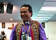 Bolivian Methodists say goodbye to Bishop Javier Rojas Terán