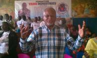 Church celebrates Congo dissident's release