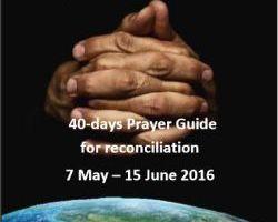 SACC calls for 40 days of prayer for SA, reconciliation