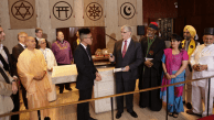 WMC General Secretary Signs COP 22 Interfaith Climate Statement