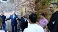 Ecumenical Garden Blessing at San Gregorio al Celio Rome