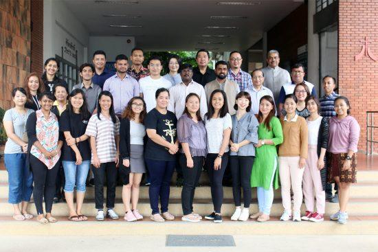 CCA's ecumenical training