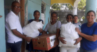 Nazarene's respond after tropical storm hits Dominican Republic
