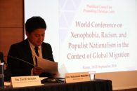 Global Conference against Xenophobia