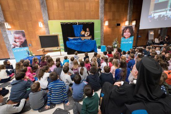 World Children's Day event, Switzerland 2018