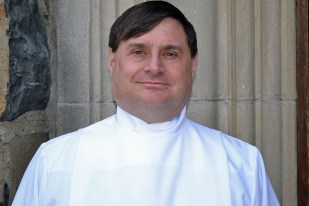 "Ken Boccino. Ken currently serves as Deacon at St. George's Episcopal Church in Maplewood where his focus is pastoral care, healing ministries and exploring opportunities for parish involvement in ""hands-on"" outreach activities."
