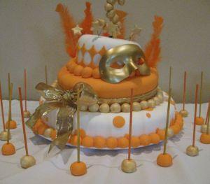 Murder Mystery Cake