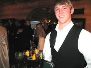 Butler Server Phillip