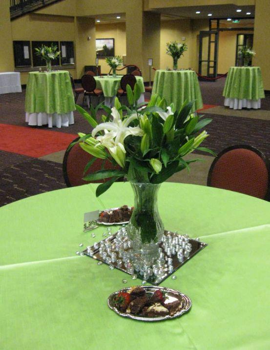 Clayton Center Reception Hall