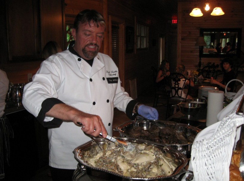 Chef Tony